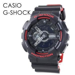 【訳ありボックス アウトレット】Gショック ジーショック 海外モデル 防水 黒 赤 ブラック×レッド あすつく 腕時計|nopple