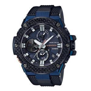 国内正規 カシオ Gショック ジーショック メンズ 電池交換不要!電波ソーラー GST-B100XB-2AJF あすつく 腕時計の画像