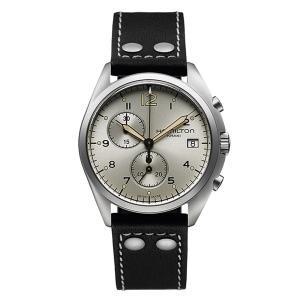 ハミルトン メンズ カーキ アビエーション パイロット クロノ H76512755 あすつく 腕時計|nopple