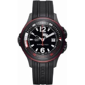 ハミルトン メンズ カーキネイビー GMT 自動巻き H77585335 あすつく 腕時計|nopple