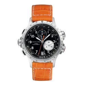 ハミルトン メンズ カーキ アビエーション ETO クロノ H77612933 あすつく 腕時計|nopple