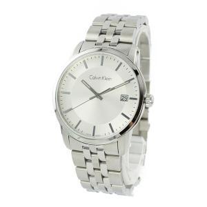 カルバンクライン メンズ インフィニート スーツに似合う シルバー ブレスレットウォッチ K5S31146 あすつく 腕時計|nopple
