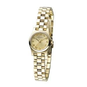マークジェイコブス レディース ヘンリー ディンキー 小さい時計 ゴールド ブレスレットウォッチ MBM3199 腕時計 nopple