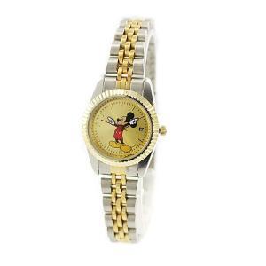 ディズニー レディース ロレックスミッキー MM0061 あすつく 腕時計