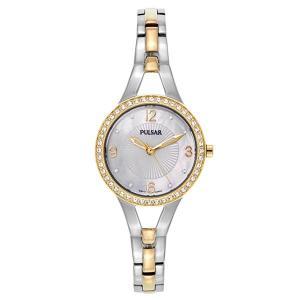 セイコー パルサー レディース スワロフスキー PH8120 あすつく 腕時計|nopple
