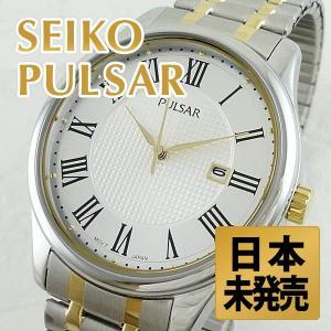 セイコー パルサー メンズ トラディショナル PH9041 あすつく 腕時計|nopple