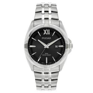 セイコー パルサー メンズ ダークグレー文字盤 PH9083 あすつく 腕時計|nopple