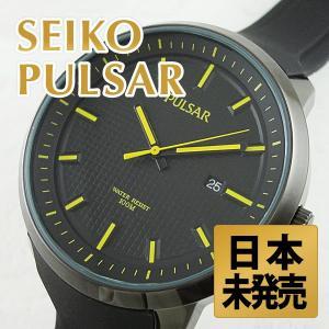 セイコー パルサー メンズ ON THE GO PS9101 あすつく 腕時計|nopple