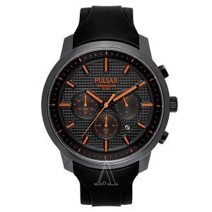 セイコー パルサー メンズ クロノグラフ 10気圧防水 PT3207 あすつく 腕時計|nopple