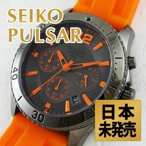 セイコー パルサー メンズ ON THE GO 10気圧防水 PT3295 腕時計|nopple