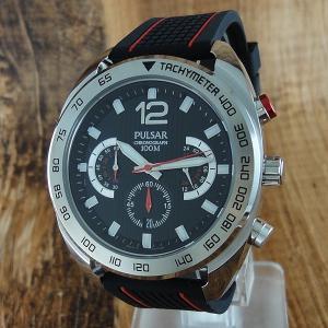セイコー パルサー メンズ クロノ PT3633 あすつく 腕時計|nopple