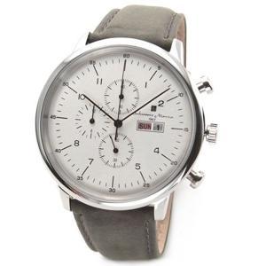 【初回限定特価】復刻・限定モデル サルバトーレマーラ メンズ クロノグラフ カーキグリーン SM12124-SSWH あすつく 腕時計 nopple