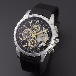 サルバトーレマーラ メンズ クロノグラフ SM13119S-SSBKGD あすつく 腕時計 nopple