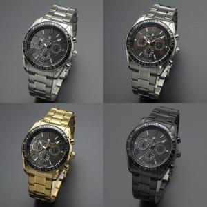 選べる4カラー 国内正規品 サルバトーレマーラ 腕時計 メンズ 電波ソーラー シルバー SM15116 あすつく 腕時計 nopple
