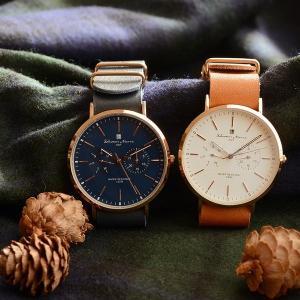 サルバトーレマーラ ペアウォッチ SM15117-PGNVPGSM15117-PGWHPG あすつく 腕時計