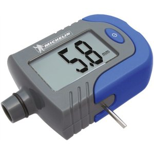 MICHELINデジタル圧力コントローラー+タイヤ摩耗測定