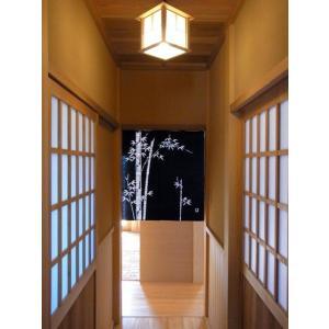 竹のれん 紺(丈90cm)|norenya-kyo|02