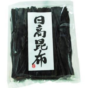 北海道産 日高昆布 天然 300g 送料別|nori753