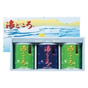海ごころ 焼のり1缶 味付のり2缶 ご奉仕価格|nori