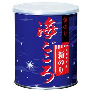 ご予約商品 新のり 海ごころ 焼のり お届け1月下旬頃 有明海佐賀県産一番摘み 市価1500相当の品|nori