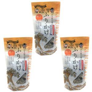 【ネコポス便送料無料】化学調味料無添加 のり屋自慢のふりかけ(納豆)40g×3袋セット