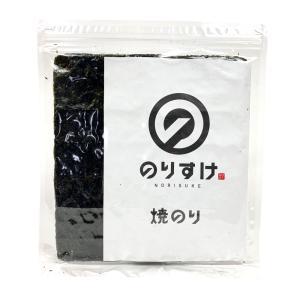 【ネコポス便送料無料】のりすけ 全型20枚 全国有名産地から本当においしい海苔のみを使用 ポイント やきのり セール おにぎり|norisuke