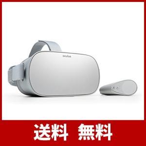 Oculus Go オキュラス 単体型VRヘッドセット スマホPC不要 2560x1440 Snap...