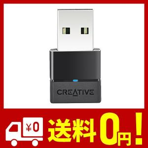 Creative Bluetooth USB オーディオ専用アダプター 低遅延 aptX Low L...