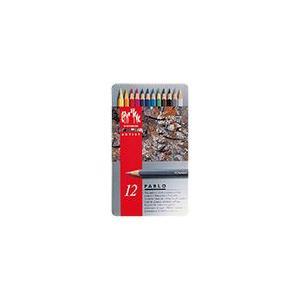 カランダッシュ パブロ 油性色鉛筆 12色セット|north-village-visual