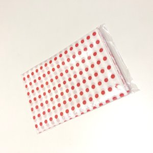 豆絞り 赤 50枚セット 34cm×90cm|northern-festival