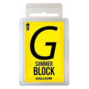 GALLIUM SUMMER BLOCK サマーゲレンデ専用WAX