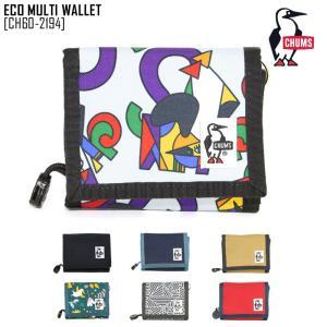 62bea75e1ce2 CHUMS チャムス 財布 ECO MULTI WALLET コインケース 小銭入れ CH60-2194