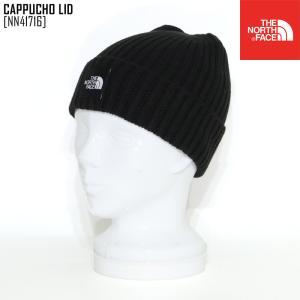 ノースフェイス NN41716 ニット帽 カプッチョ リッド ビーニー メンズ レディース CAPP...