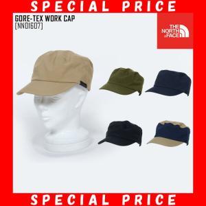 セール ノースフェイス ワークキャップ GORE-TEX WORK CAP 帽子 ゴアテックス アウ...