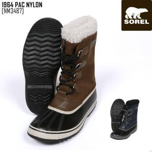 セール SALE ソレル SOREL 1964 パック ナイロン 1964 PAC NYLON 靴 ブーツ NM3487 メンズ northfeel-apparel