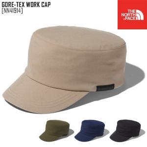 THE NORTH FACE ノースフェイス ワークキャップ GORE-TEX WORK CAP 帽...