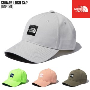 2021 春夏 新作 ノースフェイス THE NORTH FACE スクエア ロゴ キャップ SQUARE LOGO CAP キャップ 帽子 NN41911 メンズ レディース|northfeel-apparel