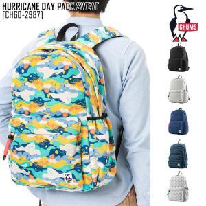 セール SALE チャムス CHUMS ハリケーン デイ パック スウェット HURRICANE DAY PACK SWEAT バッグ リュック CH60-2987 メンズ レディース northfeel-apparel