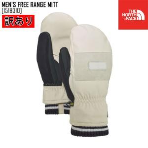 B級品 セール SALE  バートン BURTON メンズ フリー ランジ ミット MENS FREE RANGE MITT グローブ 手袋 1518310 メンズ northfeel-apparel