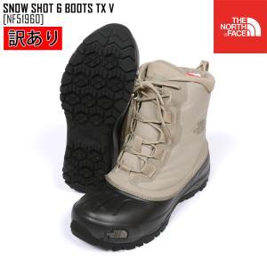 B級品 セール SALE ノースフェイス THE NORTH FACE スノー ショット 6 ブーツ テキスタイル V SNOW SHOT 6 BOOTS TX V ブーツ 靴 NF51960 メンズ レディース northfeel-apparel