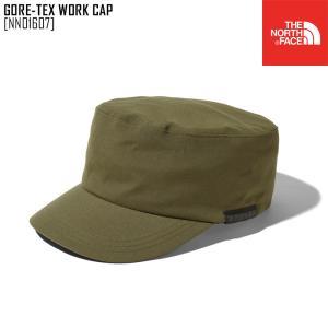セール ノースフェイス THE NORTH FACE ゴアテックス ワーク キャップ GORE-TEX WORK CAP キャップ 帽子 NN01607 メンズ レディース northfeel-apparel