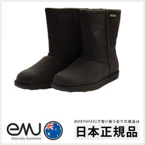 エミュー EMU ムートン パターソン ロー|northfeel