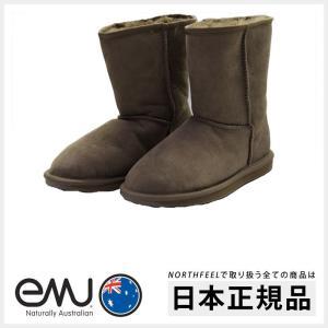 エミュー EMU ムートン スティンガー ロー|northfeel