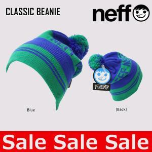 ネフ NEFF ニット帽 CLASSIC BEANIE ビーニー|northfeel