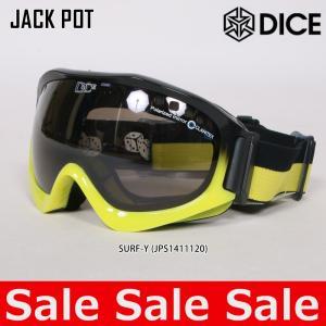 ダイス DICE ゴーグル ジャックポット JACK POT スノボ スキー