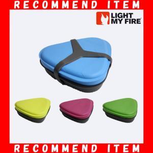 ライトマイファイヤー LIGHT MY FIRE  ランチボックス ランチキット 弁当箱|northfeel