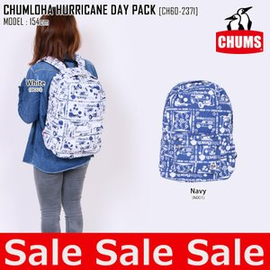40%OFFセール CHUMS チャムス リュック CHUMLOHA HURRICANE DAY PACK バッグ CH60-2371 northfeel