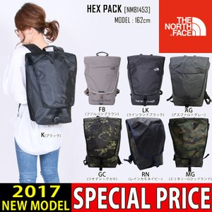 40%OFFセール THE NORTH FACE ノースフェイス HEX PACK リュック バッグ NM81453 メンズ northfeel