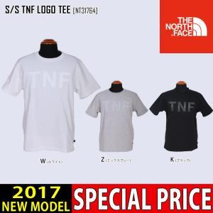 THE NORTH FACE ノースフェイス Tシャツ S/S TNF LOGO TEE 半袖 NT31764 メンズ|northfeel