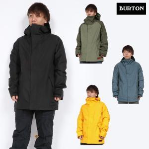 17-18 新作 BURTON バートン メンズ ウェア ジャケット HILLTOP JACKET スノボ スノーボードウェア スキーウェア 130661|northfeel